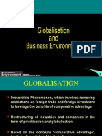 BE GlobalisatIon