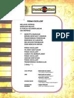 Lirik Perak Excellent 2015