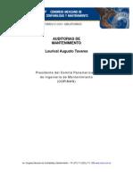 lourival AUDITORIA MANTENIMIENTO