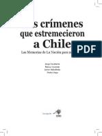 Operación Condor (Los Crímenes Que Estremecieron a Chile)