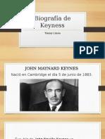 Biografía de Keyness