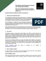 Scholarship Guidance Notes 2015 16 AR 14 15