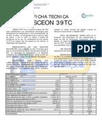 Ficha Refrigerante - Isceon39tc