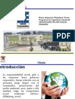 Ponencia Congreso Logistica 2014