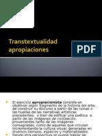 Transtextualidad-apropiaciones