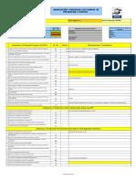 MCA-Lista de Verificación y Prueba Del BOPE