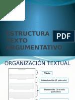 Estructura Del Texto Argumentativo 1