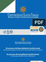 Guia u. Santo Tomas - Colombia