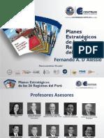 PEAs Regionales - Fernando DAlessio
