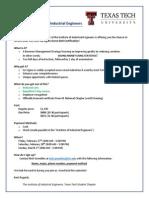 IIE Six Sigma Green Belt Certification Event.pdf