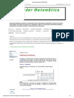 Aprender Matemática_ PRIMITIVAS