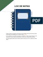 BLOC DE NOTAS tutorial.docx