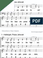 Hallelujah Praise Jehovah