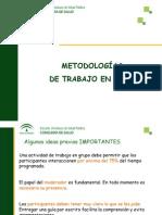 Metodologias de Trabajo en Grupo