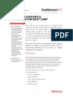 OracleVM BootCamp DataSheet