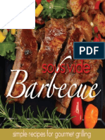 Sous Vide Barbecue