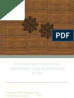 Power Point Teknologi Informasi Dan Komunikasi