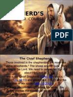 Shepherds Training