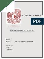 Programa PNL