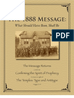 The 1888 Message