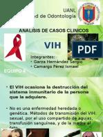 Analisis Casos Clinicos VIH en Odonto