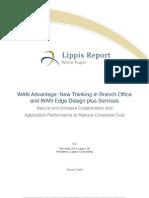 Lippis Report WAN Advantage