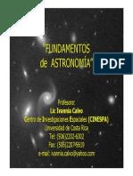 Fundamentos de Astronomia I