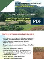 CONCEPTO DE SUELOS CARACTERISTICAS FISIOGRAFIA Y PROCESOS MORFODINAMICOS