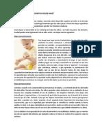 Etapas de Desarrollo Cognitivo Según Piaget