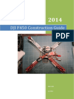 DJI F450 Construction Guide Web