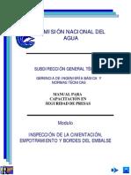 2001 Cimentación y Empotramiento - Inspección