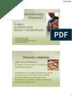 1 Introducción Administración Financiera I