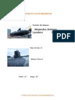 Proyecto Los Submarinos