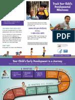 Is your child reaching developmental milestones?