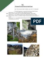 Program Turistic 5xC - Valea Cernei