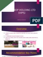VIPS Presentation