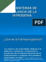 Sistema de Vigilancia de la Iatrogenia en Panama