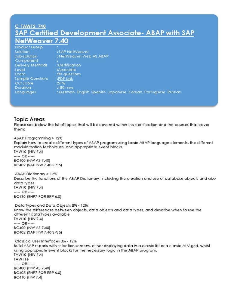 Ctaw12740 Data Management Computer Programming
