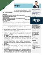 Syed Furqan Rafique CV_PhD
