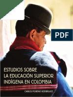 [Carlos Moreno Rodríguez] Estudios Sobre La Educacion