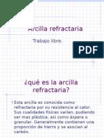 Arcilla refractaria