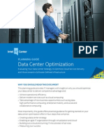 Data Center Optimization Planning Guide