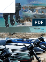 Brochure Powertec Outboard Engines 1