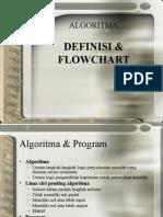 Definisi Algortima Dan Flowchart