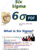 Short Presentation What is Six Sigma