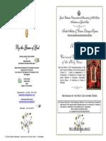 2015 - 14 Sept - Exaltation Holy Cross - Hymns