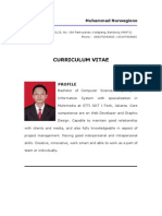 CV Muhammad Nurwegiono