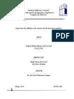 005_TEMAS ESP - Tesis Sobre Soldadura