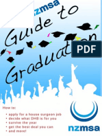 NZMSA Guide to Graduation 2012