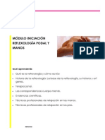 Modulo Iniciacion Reflexología